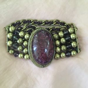 Jewelry - 2️⃣for💲2️⃣0️⃣Beautiful Purple Bracelet